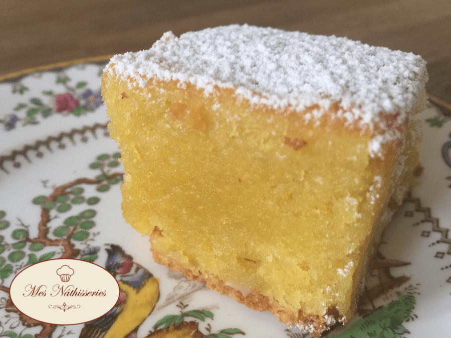 Namandier ou gâteau aux amandes