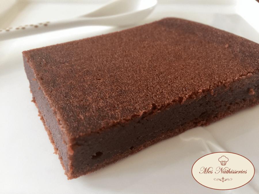 Fondant Crème de Marrons et Chocolat