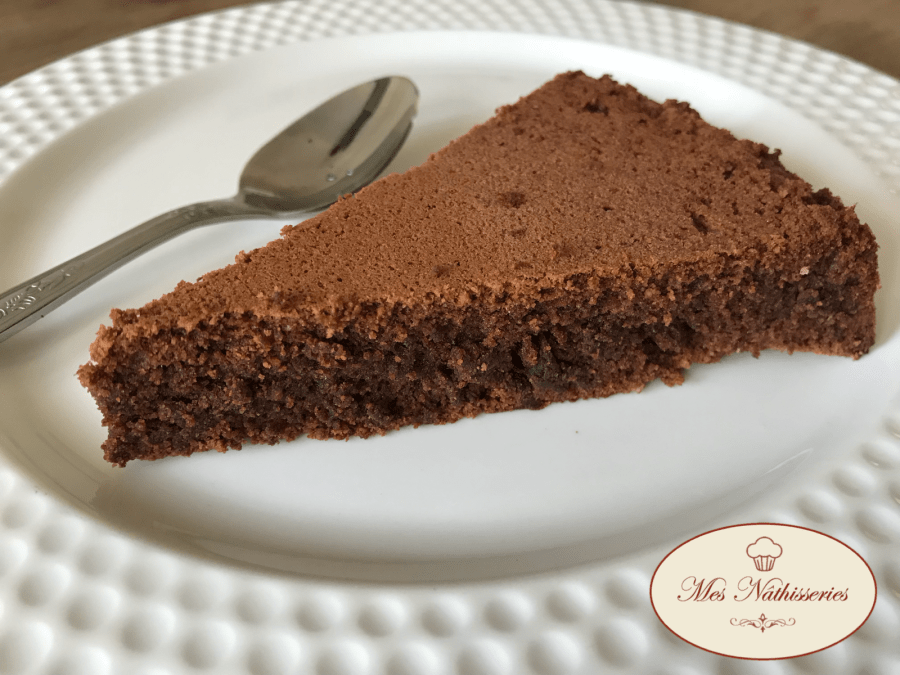 Gâteau au chocolat, amandes et huile d'olive