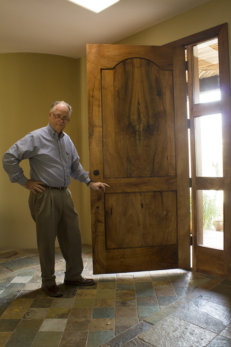 Exterior mesquite doors & Exterior mesquite doors | Mesquite Creations