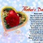 Poèmes pour la fête des mères