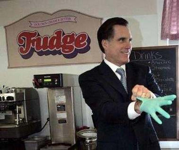 fudge romney