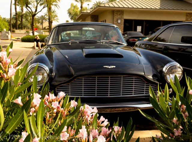 Aston Martin DB4 Superleggera