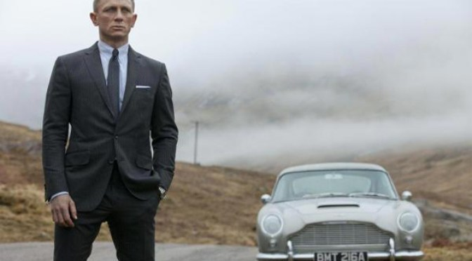 The Many Cars of 007: A Look At the Vehicles From the James Bond Films