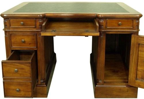 Medium Of Solid Wood Desk