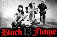 banner black13flame Motor Wilson