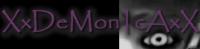 logo myspace XxDeMonIcAxX