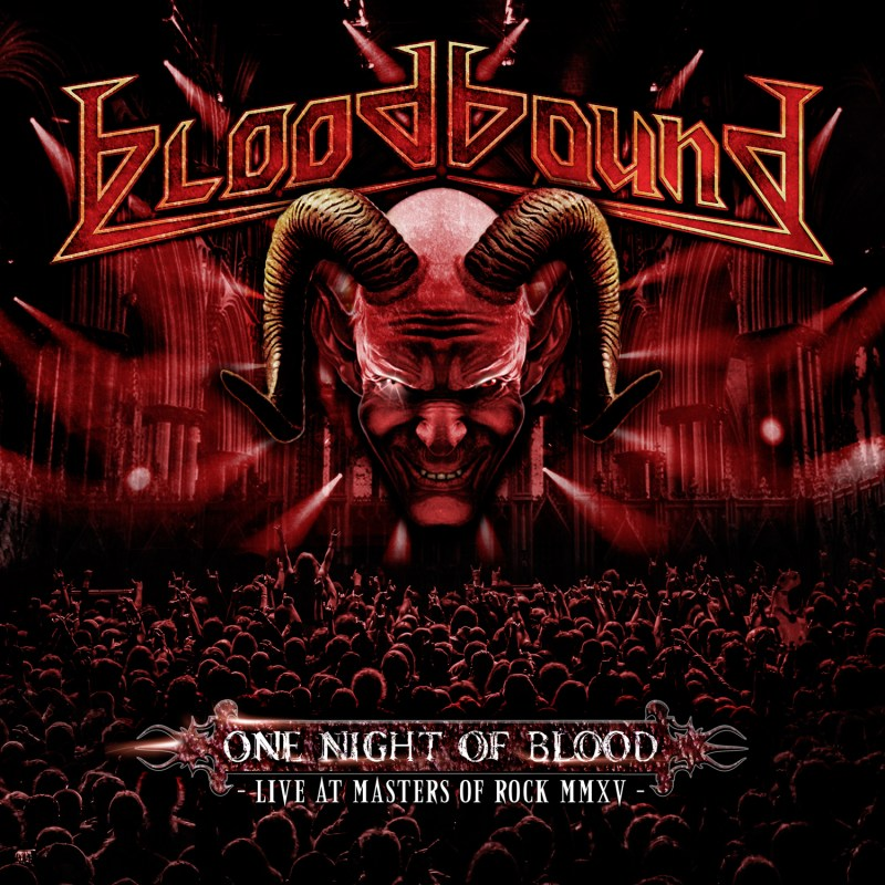 Bloodbound - One Night of Blood