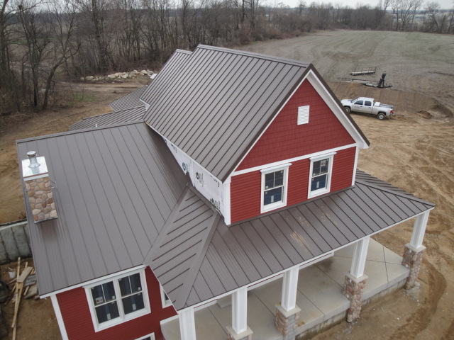 Fabral Metal Roofing At Lowe 39 S Home Improvement Stores Metalroofing Systems Metal Roofing