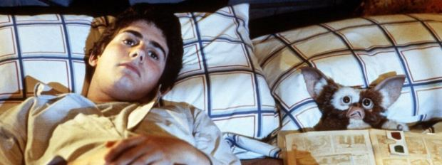 Zach Galligan in Gremlins. Christmas Season part of London Film events