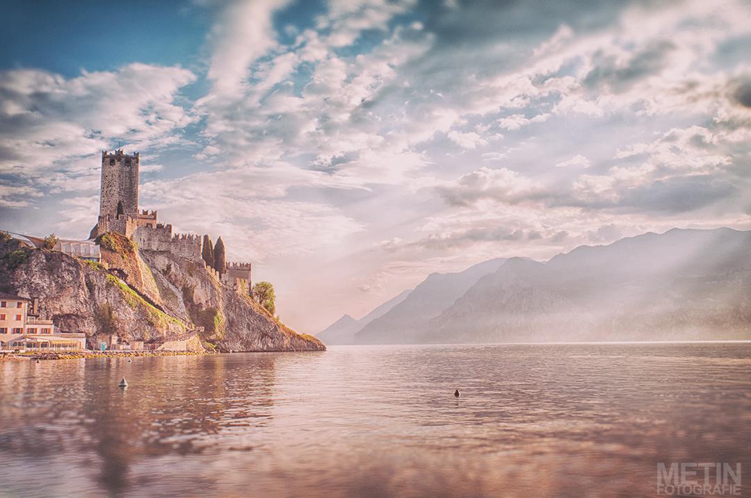 Malcesine - Italië 2015