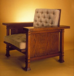 Horrible Art Frank Lloyd Wright Furniture Museum Frank Lloyd Wright Furniture Replicas Armchair Armchair Frank Lloyd Wright Essay Heilbrunn Timeline