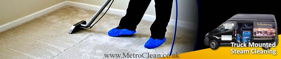 Commercial carpet cleaning services by MetroClean