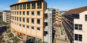 UCI Merage School Campus Aug2015