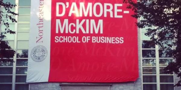 D'Amore-McKim Holds MBA Info Programs