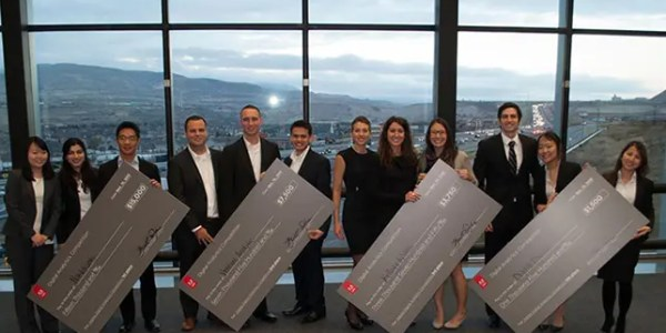 REPEAT CHAMPS: Kellogg Team Takes First Place in Adobe Digital Analytics Competition