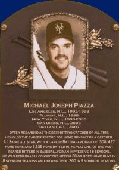 mike piazza hall of fame