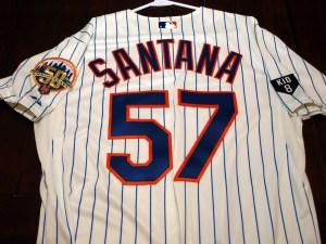 MetsPolice.com 2012 Santana home