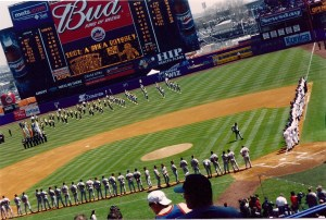 2001 Mets Opening Day Lineup