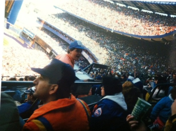 mets vendor shea stadium