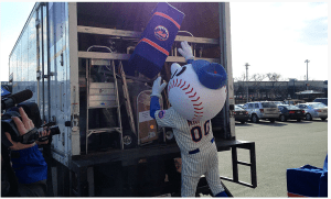 mr. met packs the truck metspolice.com