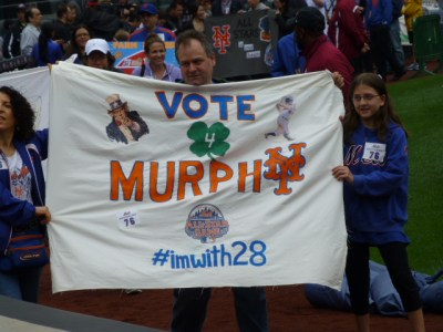 #imwith28 on someone else's banner!!