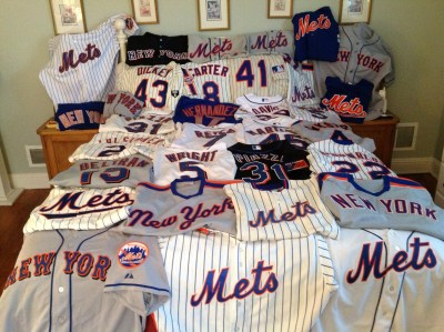 various mets jerseys