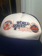 1986 World Series cap