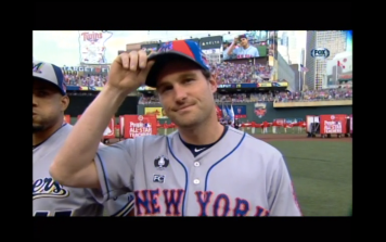 Daniel Murphy 2014 All Star Game