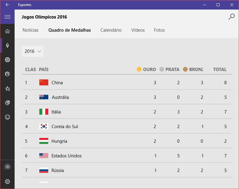3 apps para acompanhar os Jogos Olímpicos 2016