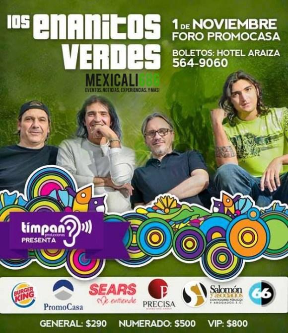 enanitos verdes 2013