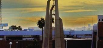 Monumento La Ciudad que Capturó el Sol, Mexicali