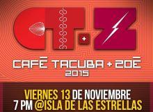 Concierto Café Tacuba y Zoé en Mexicali 2015