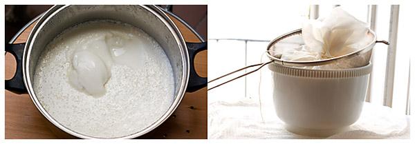 How To Make Greek Yogurt | #greekyogurt #homemade