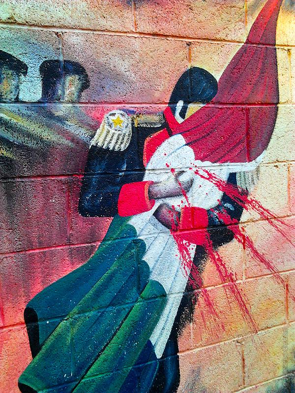 Playa del Carmen Street Art