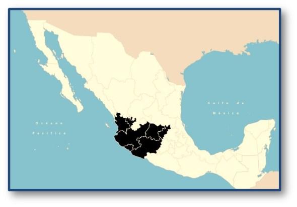 Mexico Zonas WEB