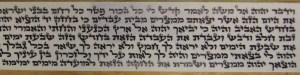Tefillin Parshios written by Rabbi Ledderman