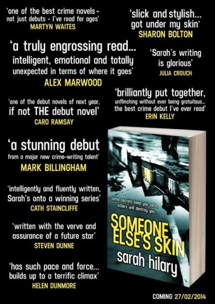 hilary_someone_elses_skin_poster