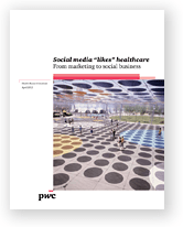 Click on report cover to view Social Media Report