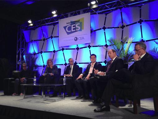 CES Digital Health Revolution Panel