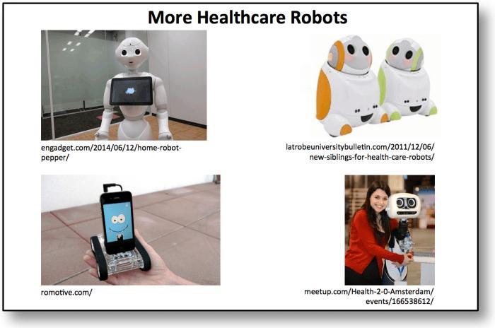 More Healthcare Robots2