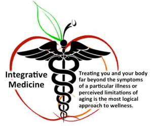 Integrative Medicine - Treating you and your body far beyond the symptoms of a particular illness or perceived limitations of aging is the most logical approach to wellness.