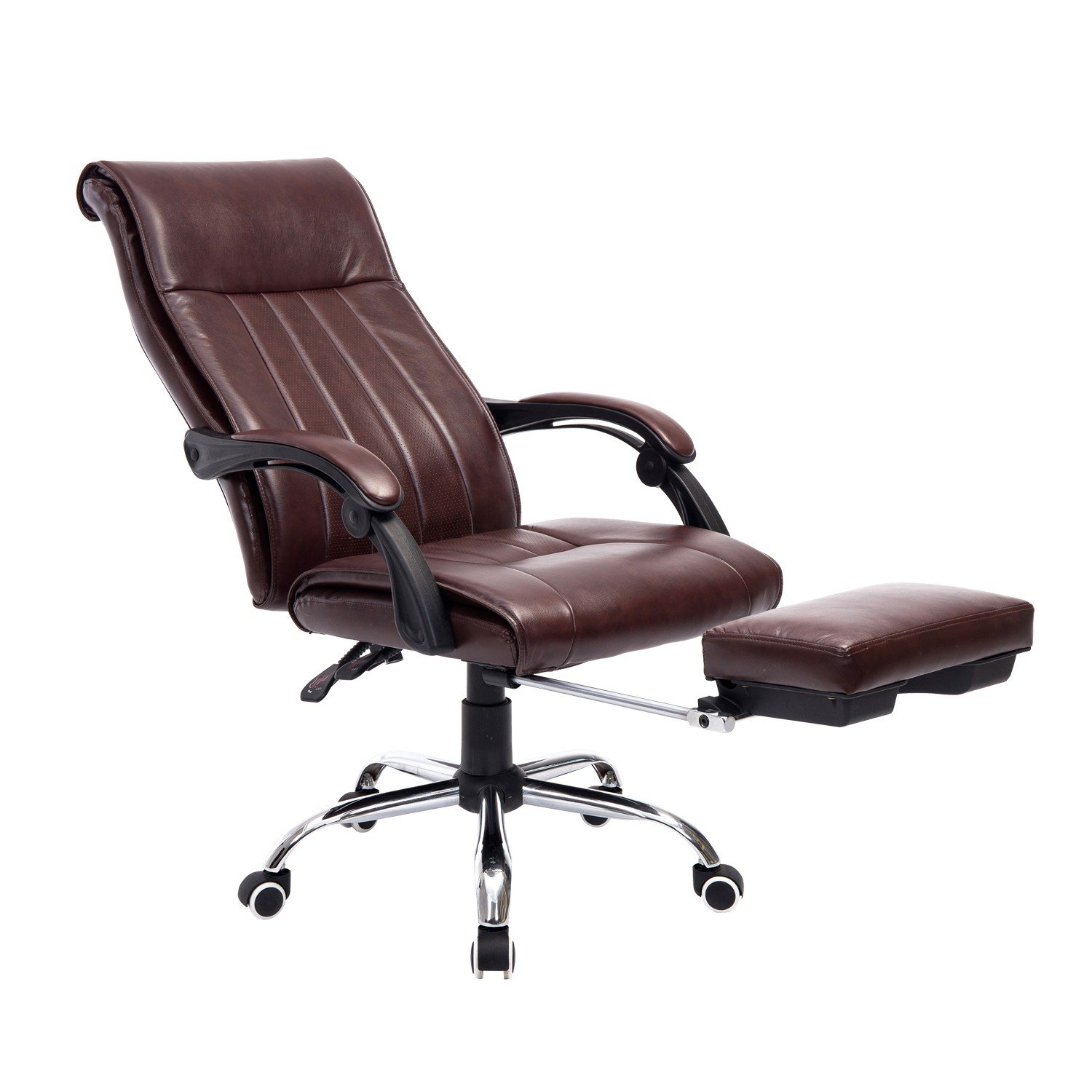 Joyous Footrest Reclining Office Chair Office Depot Reclining Office Chair Reclining Office Chair Reclining Adjustable Swivel Office Chair Back Pain houzz 01 Reclining Office Chair