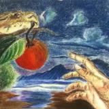 Painting: Adam's Choice