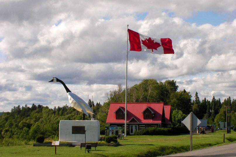 1 Canada 2009_Oca del Canada, Wawa