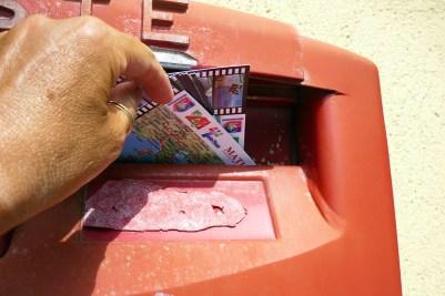 14 Italia e isole 2013_spedizione ultime cartoline, Reggio Calabria