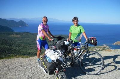 2 Italia e isole 2013_Tiziano e Milena, Corsica
