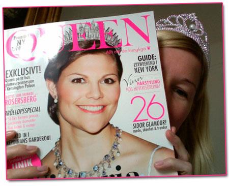 Nya tidning: Queen