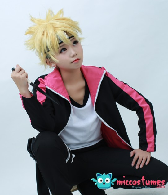 boruto cosplay