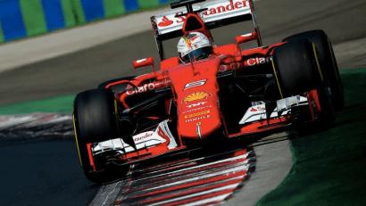 Vettel Hungria 2015